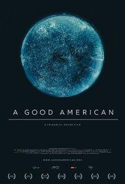A GOOD AMERICAN - LOCANDINA
