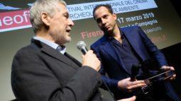 Nicolò Bongiorno vince a Firenze Archeofilm con 'I leoni di Lissa'