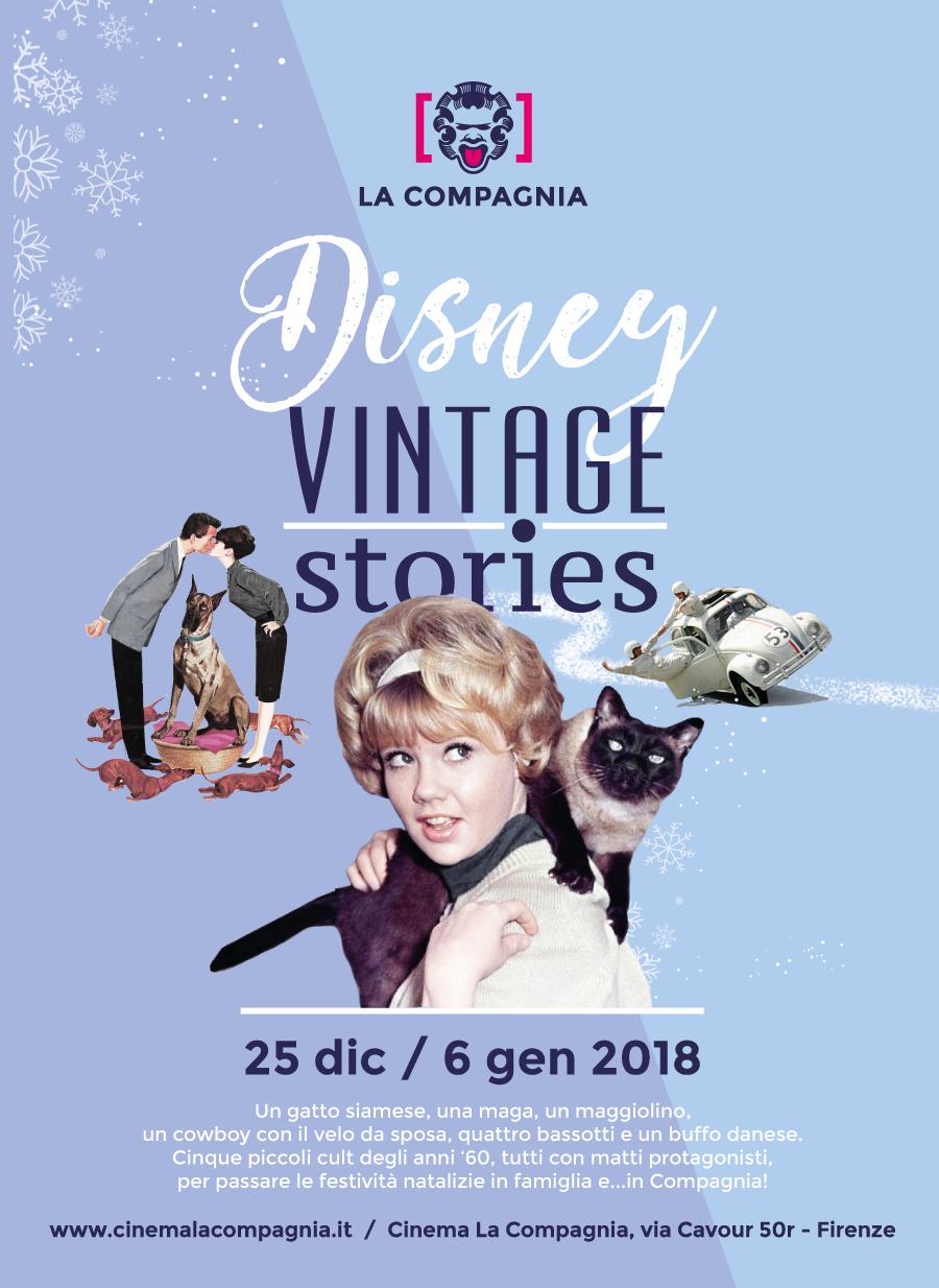 Disney Vintage Stories Dal 26 Dicembre Al 6 Gennaio A La Compagnia