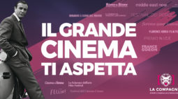 'Compagnia On Air': focus su Lucca Europa Cinema e Korea Florence Fest