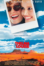 locandina film Thelma & Louise